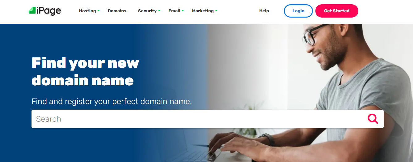 iPage .Net Domain Name